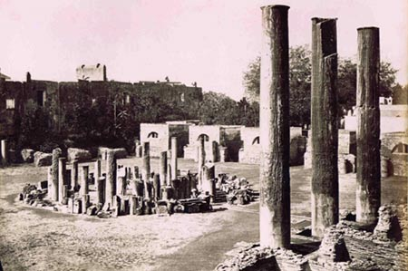 Fare la spesa nell 39 antica roma matdid materiali for Come aggiornare le colonne del portico anteriore