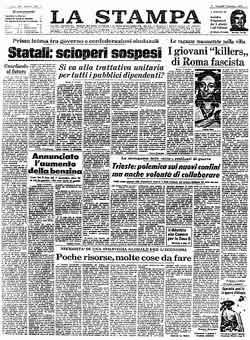 La Struttura Del Giornale Quotidiano Di Roberto Tartaglione