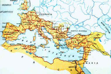 Cartina Antica Roma.Le Strade Di Roma Di Giulia Grassi Materiali Didattici Di Scuola D Italiano Roma A Cura Di Roberto Tartaglione